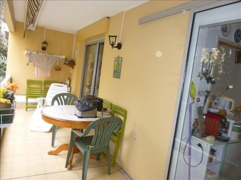 Sale apartment St raphael 173000€ - Picture 1