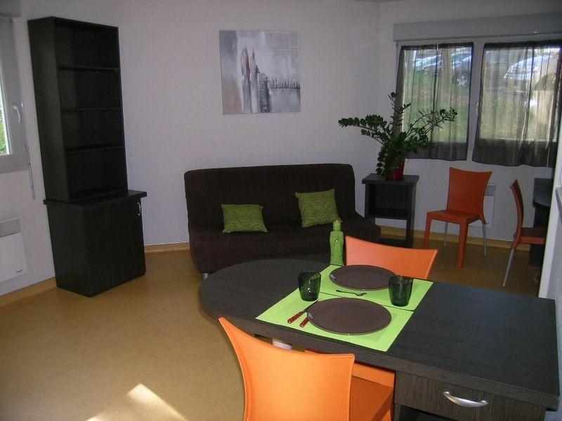Studio meublé dans résidence tout confort