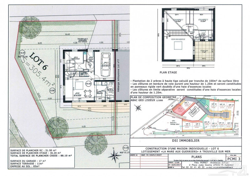 Sale house / villa Trouville sur mer 299500€ - Picture 3