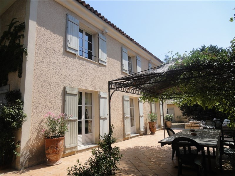 Vente de prestige maison / villa Aix en provence 1300000€ - Photo 6