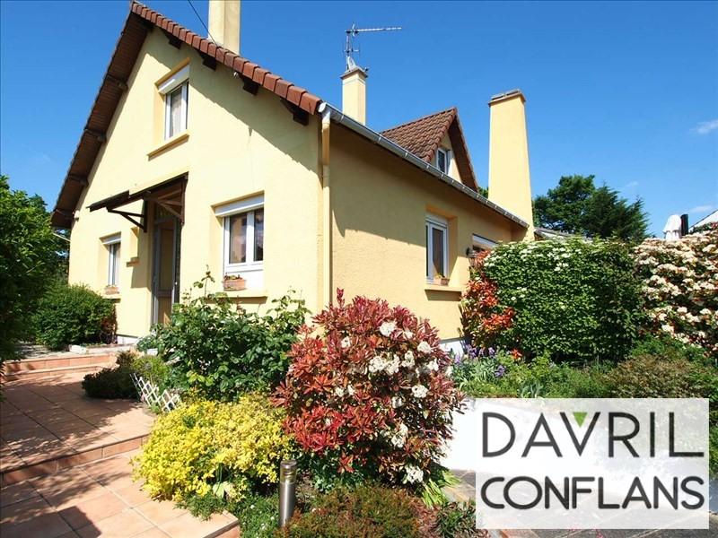 Vente maison / villa Conflans ste honorine 499500€ - Photo 1