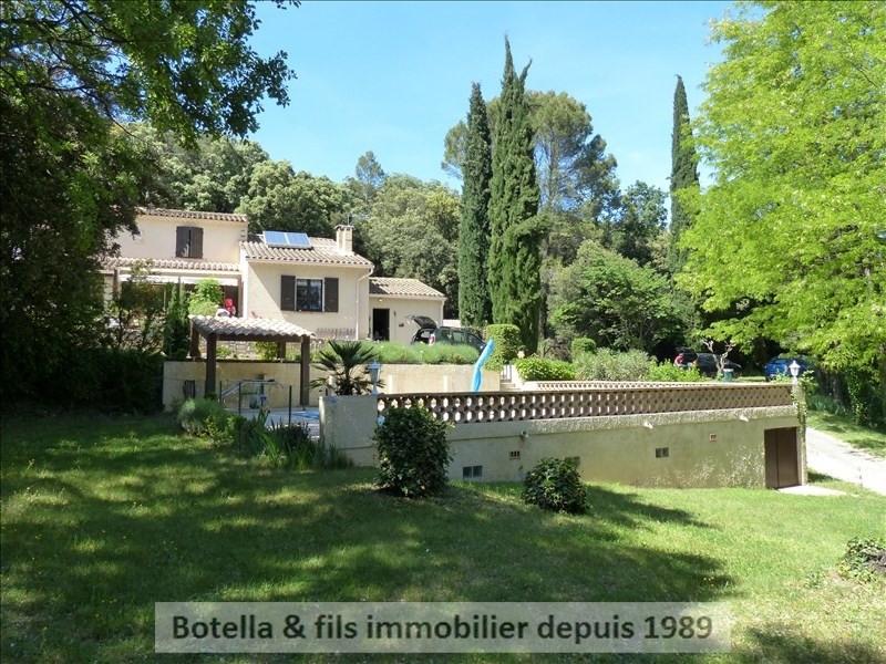 Vente maison / villa Goudargues 399900€ - Photo 8