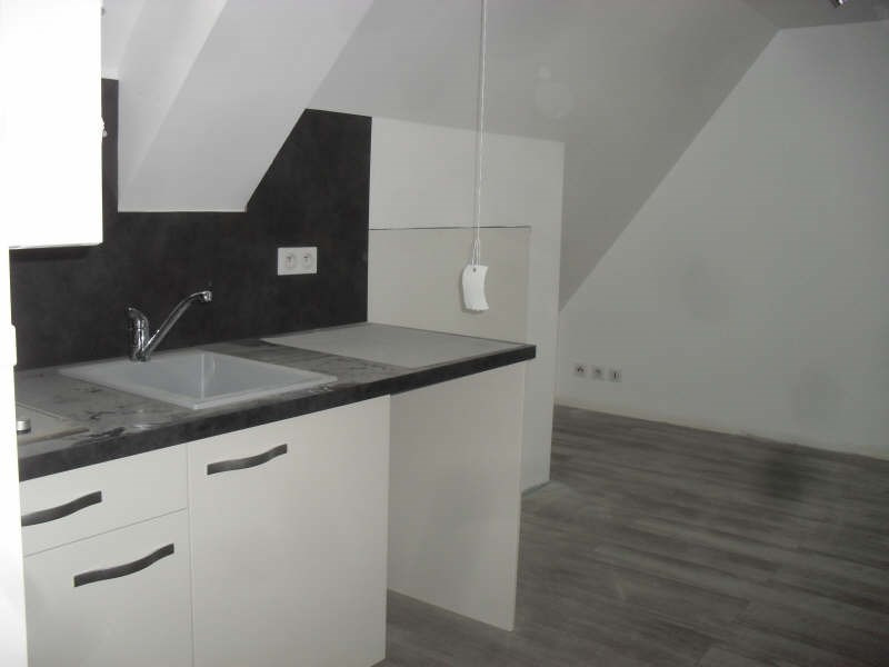 Location appartement Auxerre 450€ CC - Photo 1