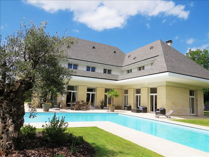 Deluxe sale house / villa Maisons laffitte 2650000€ - Picture 1