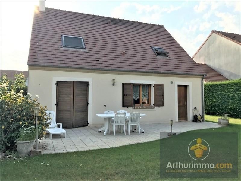 Sale house / villa Savigny le temple 328000€ - Picture 2