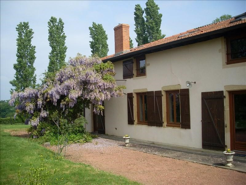 Investment property house / villa Perreux 355000€ - Picture 2