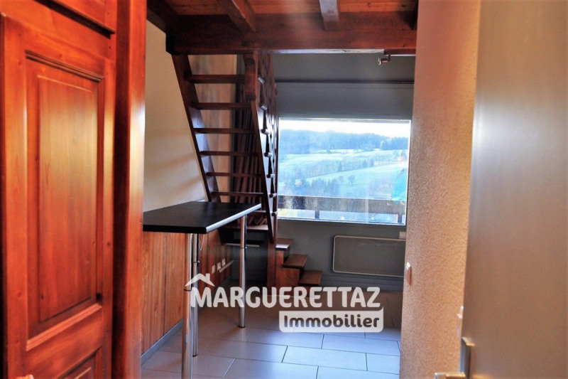 Vente appartement Bogève 88 000€ - Photo 1