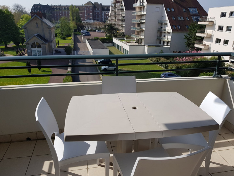 Location vacances appartement Le touquet-paris-plage 600€ - Photo 2