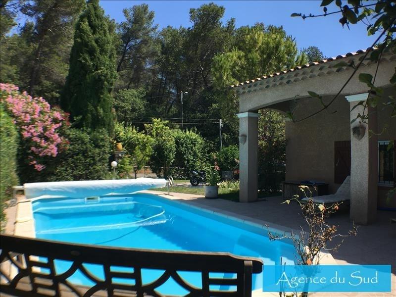 Vente maison / villa Cadolive 499000€ - Photo 6