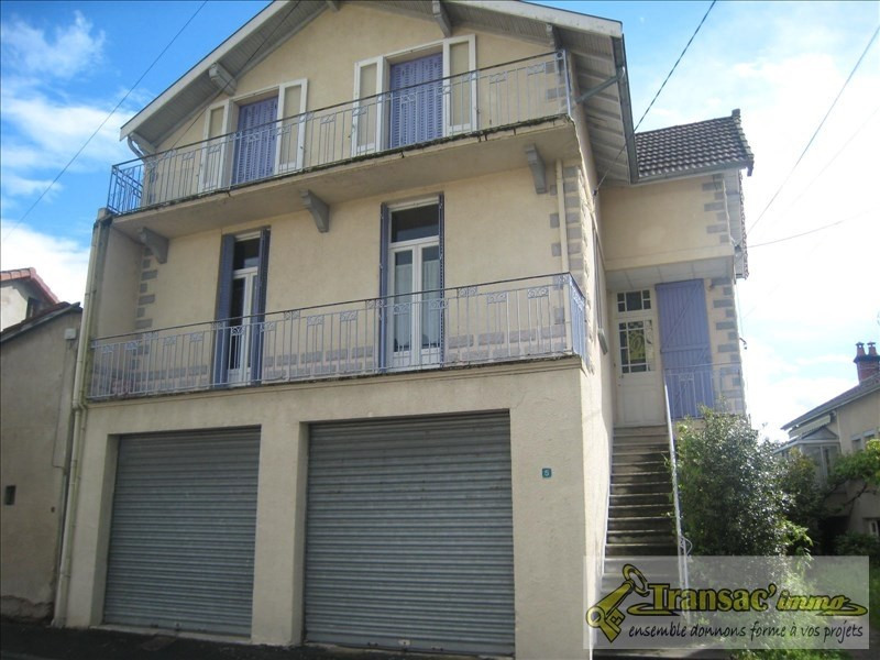 Sale building Puy guillaume 128 400€ - Picture 1
