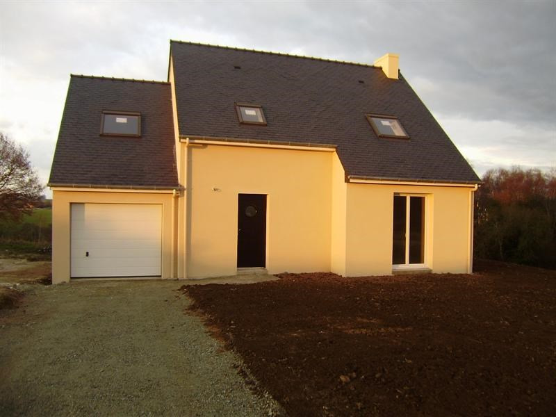 """Modèle de maison  """"Modèle combles aménagés type 5bis"""" à partir de 4 pièces Indre-et-Loire par MAISON LE MASSON TOURS"""