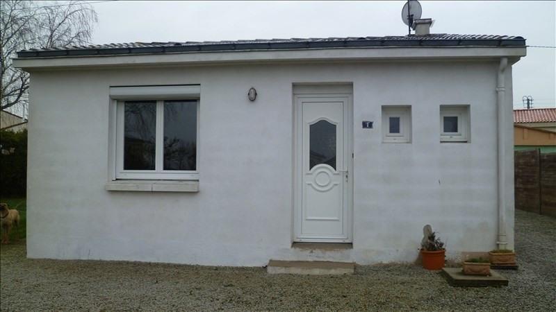 Vente maison / villa Villedieu la blouere 91600€ - Photo 1