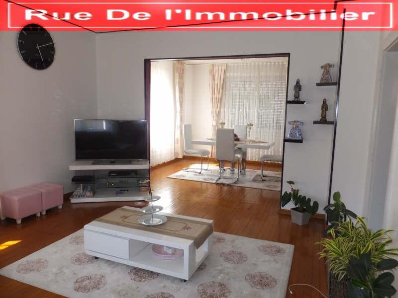 Sale house / villa Niederbronn les bains 228900€ - Picture 1