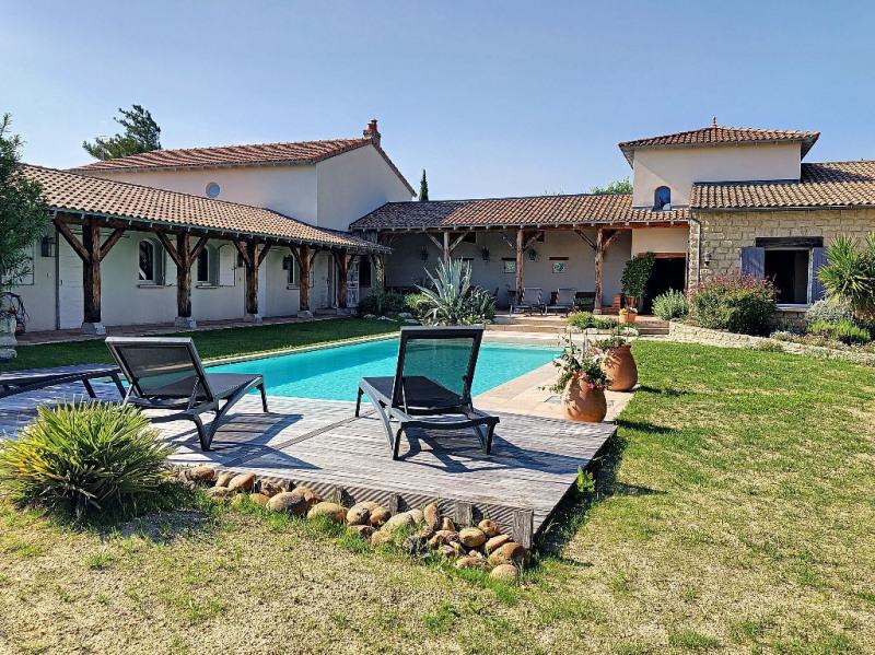 Verkauf von luxusobjekt haus Villeneuve les avignon 955000€ - Fotografie 1