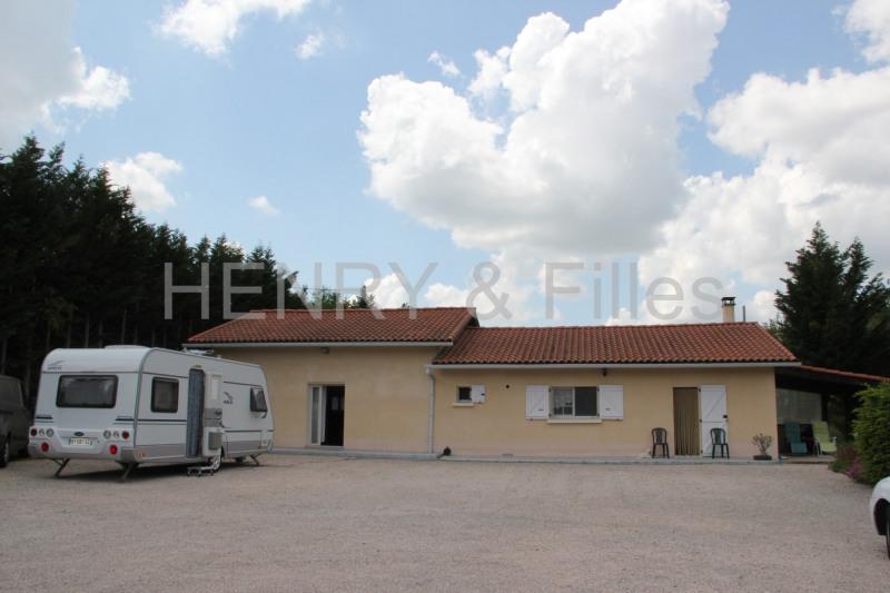 Vente maison / villa Lombez proche 170000€ - Photo 3