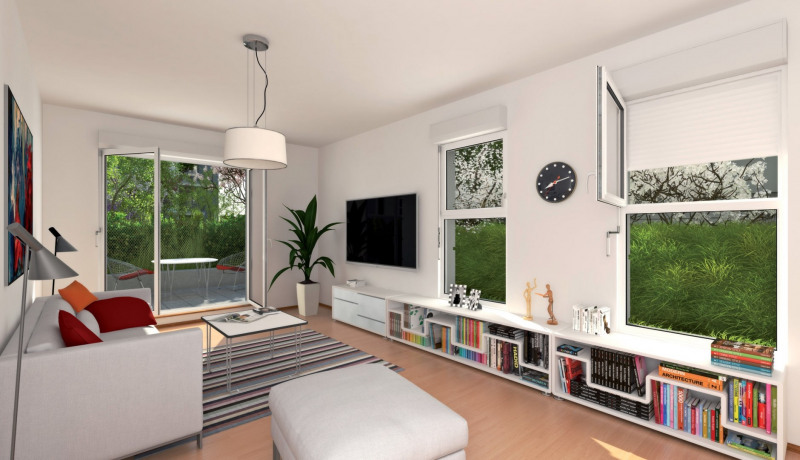 Vente appartement Thiais 400 000€ - Photo 1
