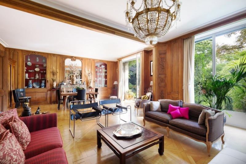 Verkoop van prestige  appartement Paris 16ème 2800000€ - Foto 2