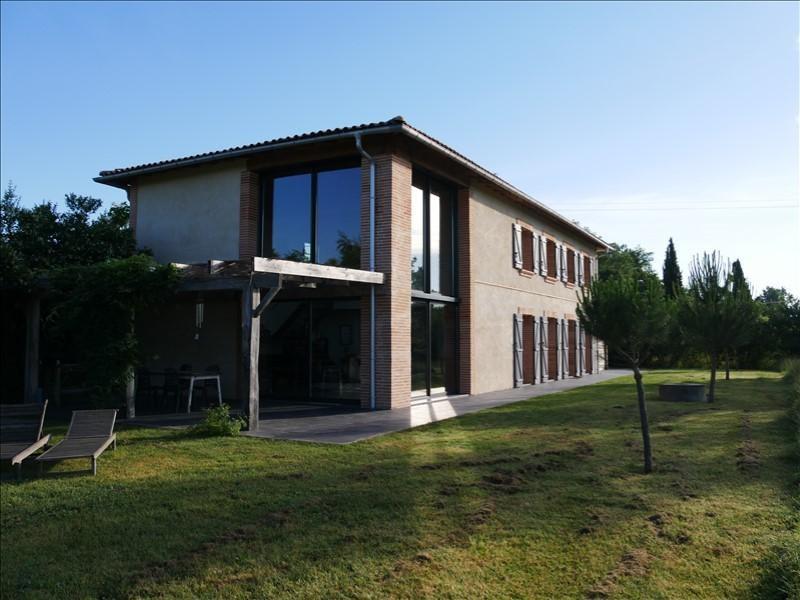 Sale house / villa Villaudric 495000€ - Picture 1