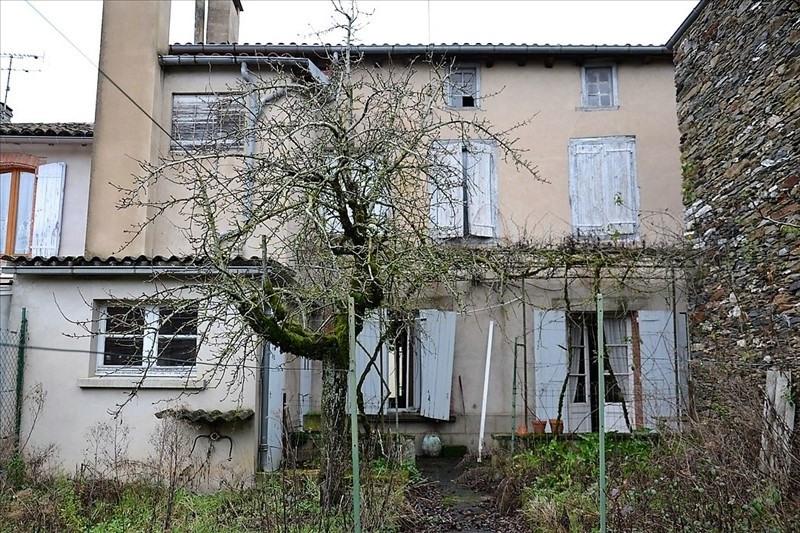 Verkoop  huis Valence d albigeois 160000€ - Foto 1