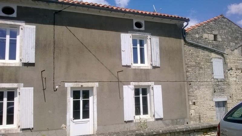 Vente maison / villa Mansle 65000€ - Photo 4