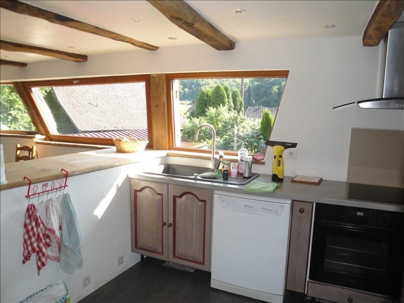 Vente maison / villa Rechesy 158000€ - Photo 4