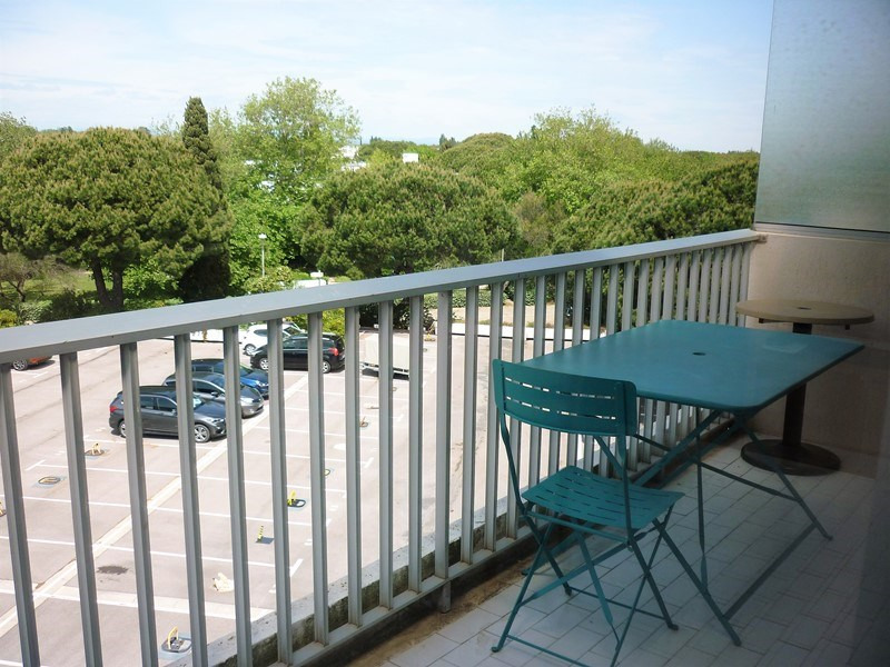 Location vacances appartement La grande motte 455€ - Photo 1