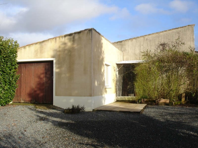 Vente maison / villa Cherveux 166 400€ - Photo 4