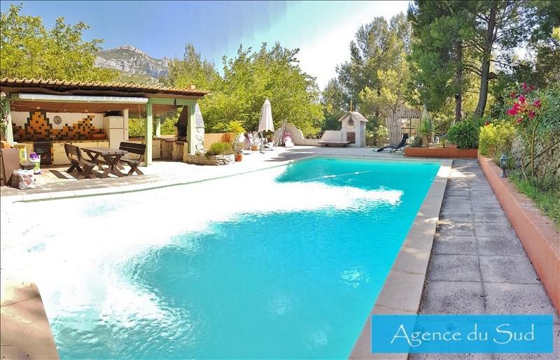 Vente de prestige maison / villa Roquevaire 584000€ - Photo 5