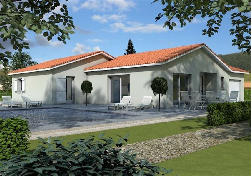 Maison  6 pièces + Terrain 1590 m² Chaneins par MAISONS ARLOGIS