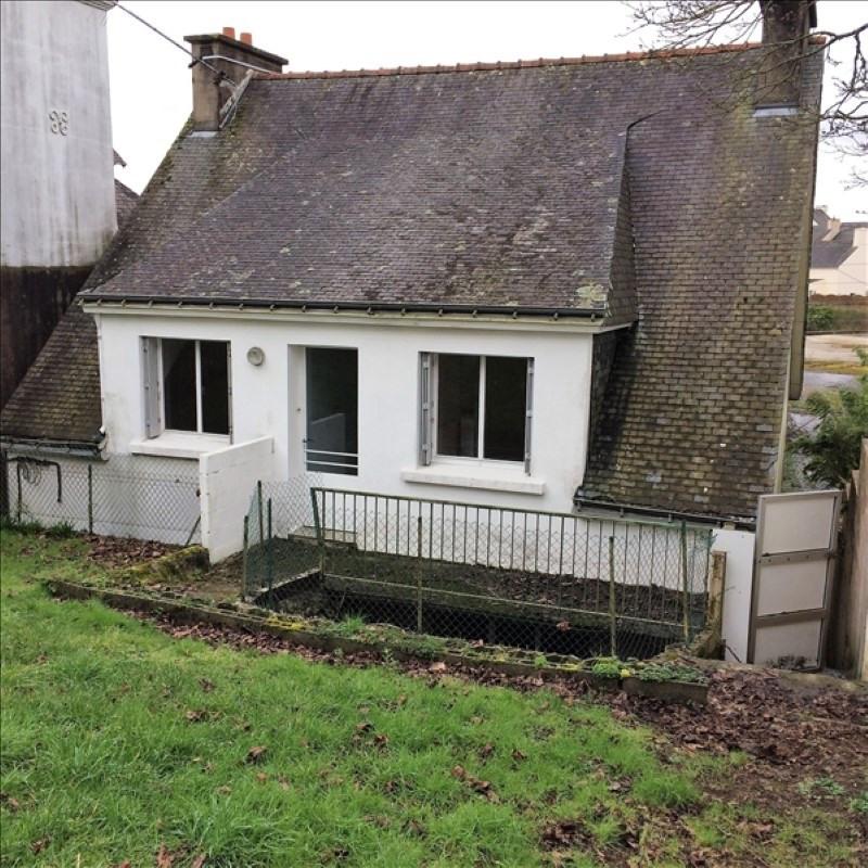 Sale apartment Quimperle 58950€ - Picture 2