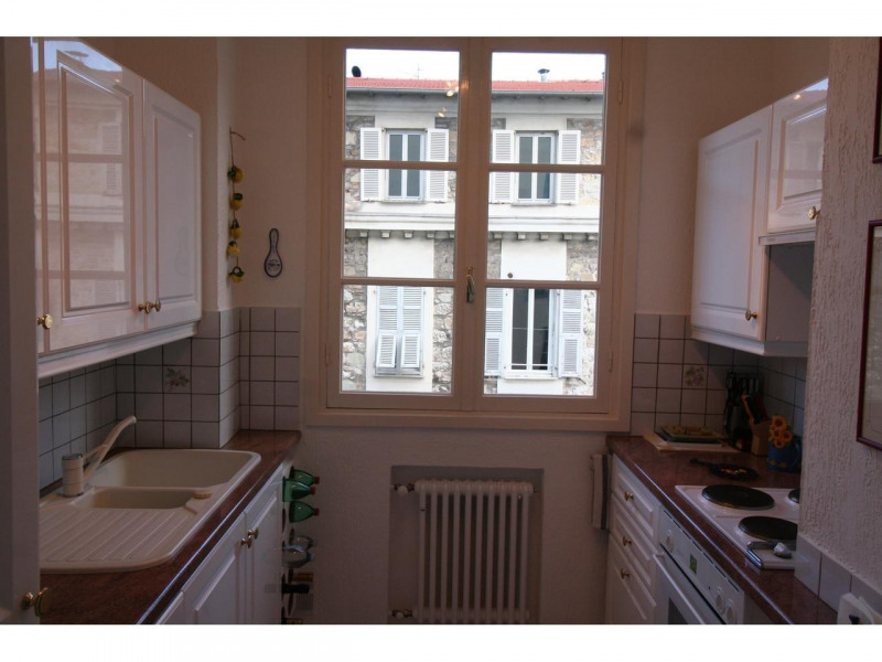 Vente appartement Nice 370000€ - Photo 4