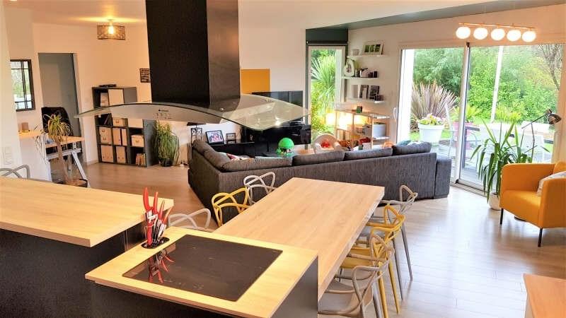 Vente de prestige maison / villa Arbonne 608000€ - Photo 4