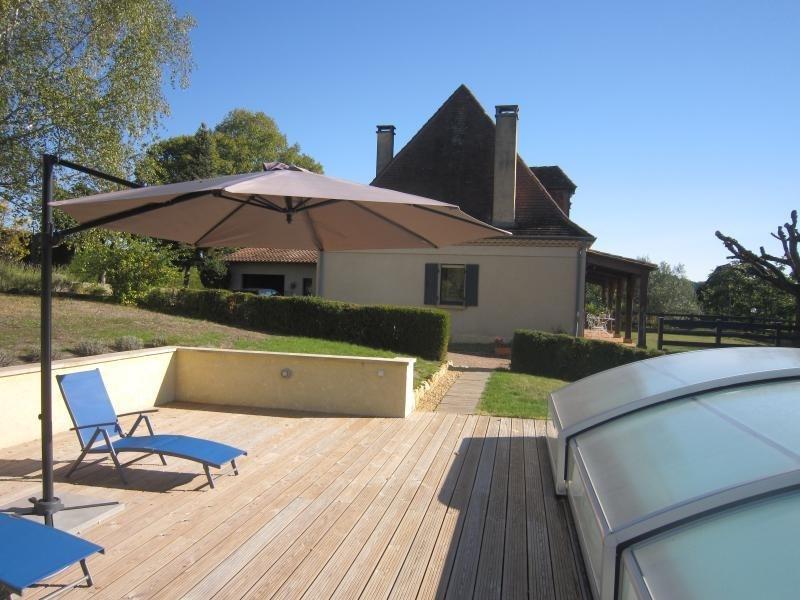 Sale house / villa St cyprien 388500€ - Picture 4
