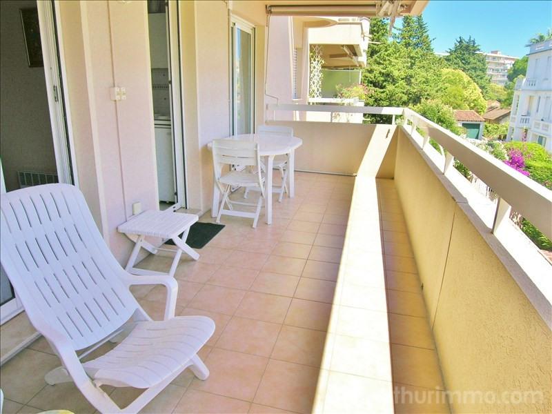 Viager appartement Juan les pins 45000€ - Photo 5