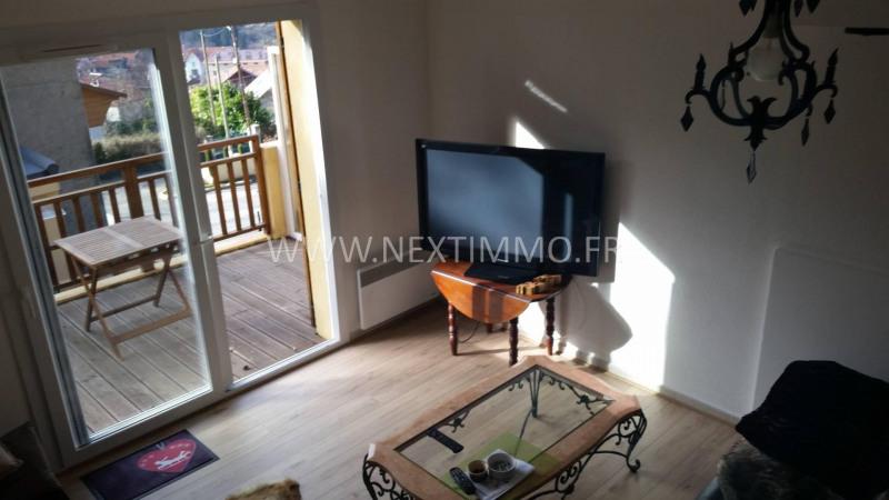 Revenda apartamento Saint-martin-vésubie 176000€ - Fotografia 8