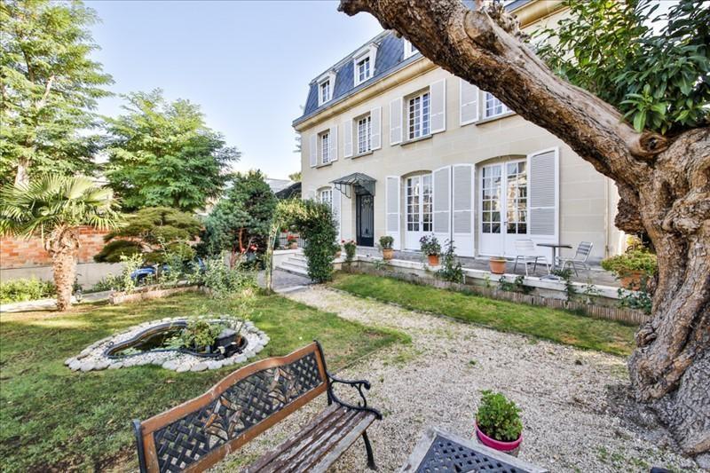 Vente de prestige maison / villa Enghien les bains 1490000€ - Photo 1