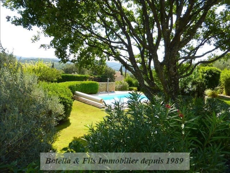 Vente de prestige maison / villa Goudargues 598000€ - Photo 2