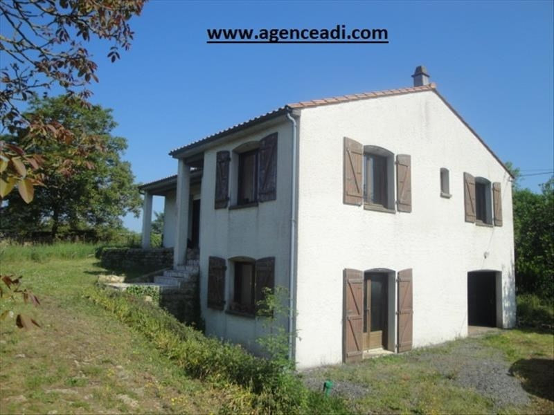 Vente maison / villa Aigonnay 95400€ - Photo 1