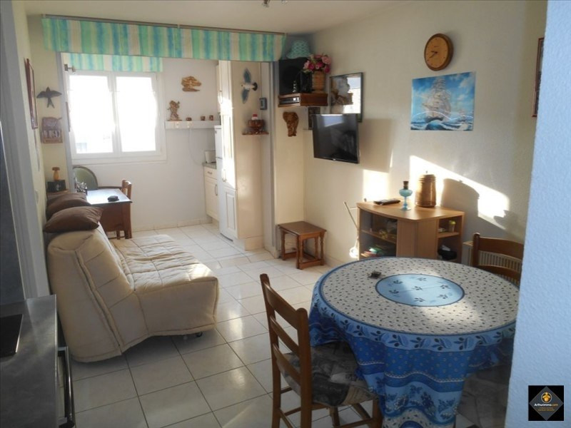 Vente appartement Sete 85 000€ - Photo 1