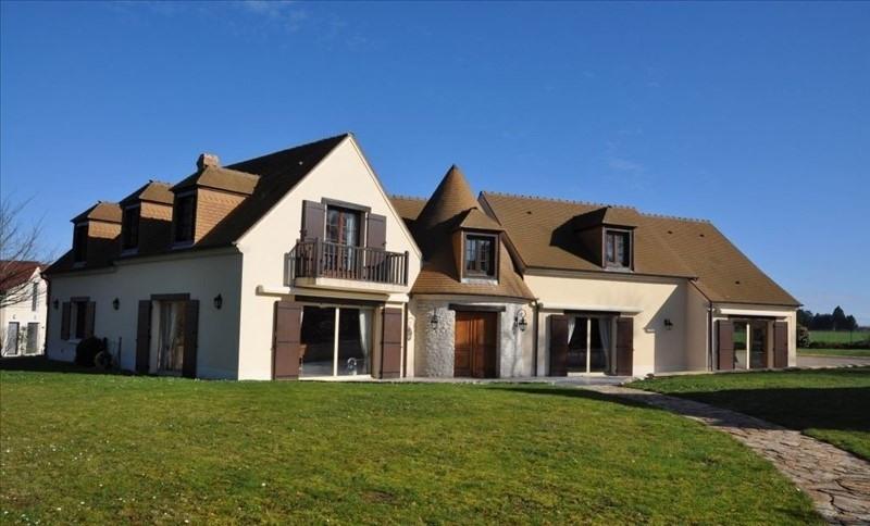 Vente maison / villa Feucherolles 998000€ - Photo 1