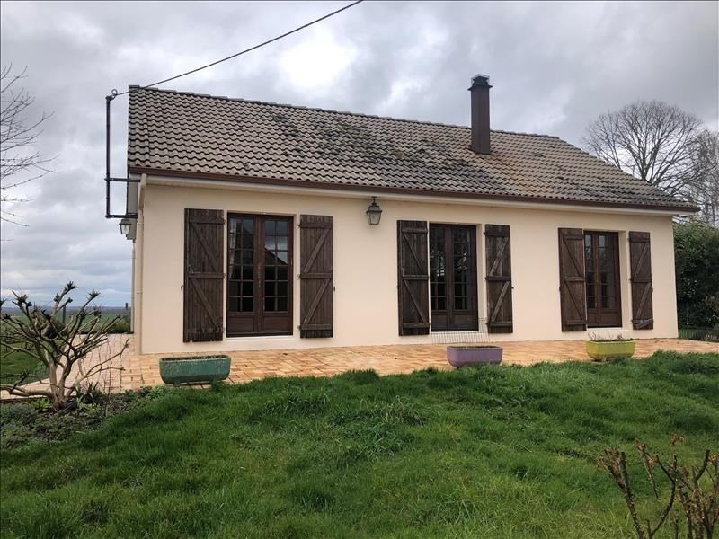 Sale house / villa Les thilliers en vexin 159000€ - Picture 4