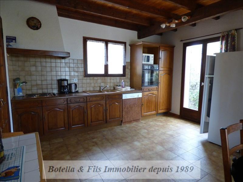 Vendita casa Barjac 234500€ - Fotografia 3