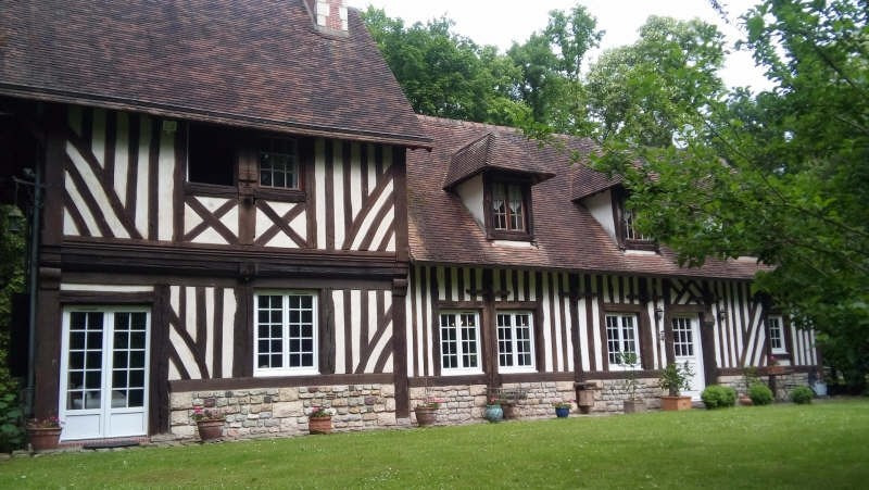 Vente de prestige maison / villa Gouvieux 695000€ - Photo 1
