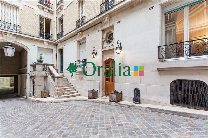 Vente de prestige appartement Paris 16ème 1480000€ - Photo 2