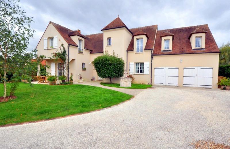 Sale house / villa St maurice montcouronne 639000€ - Picture 1