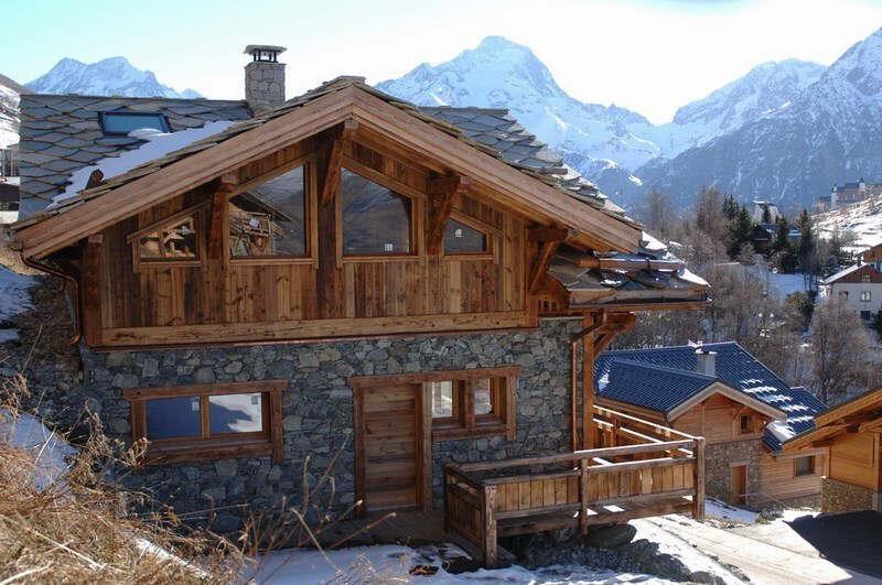 Vente de prestige maison / villa Les deux alpes 2044782€ - Photo 5