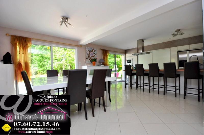 Vente maison / villa St maurice montcouronne 620000€ - Photo 4