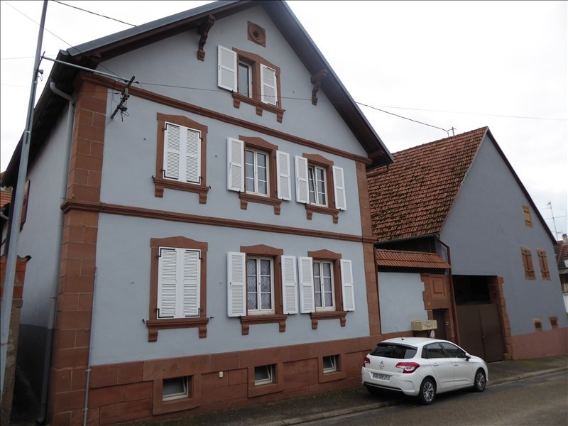 Investment property building Obersoultzbach 250 000€ - Picture 1