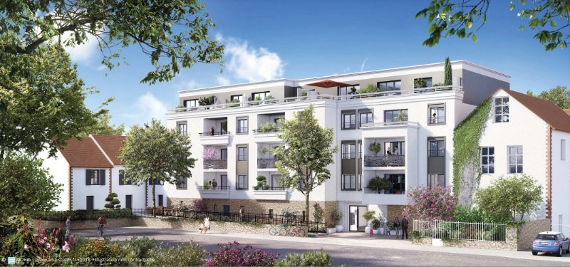 Central park programme immobilier neuf chelles for Immobilier neuf idf