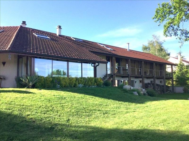 Vendita casa Cessy 1380000€ - Fotografia 8